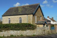picture of the Netherhay Methodist Church